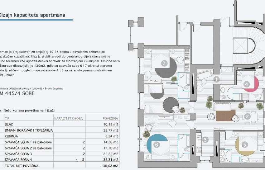 Muvekita apartmani -1