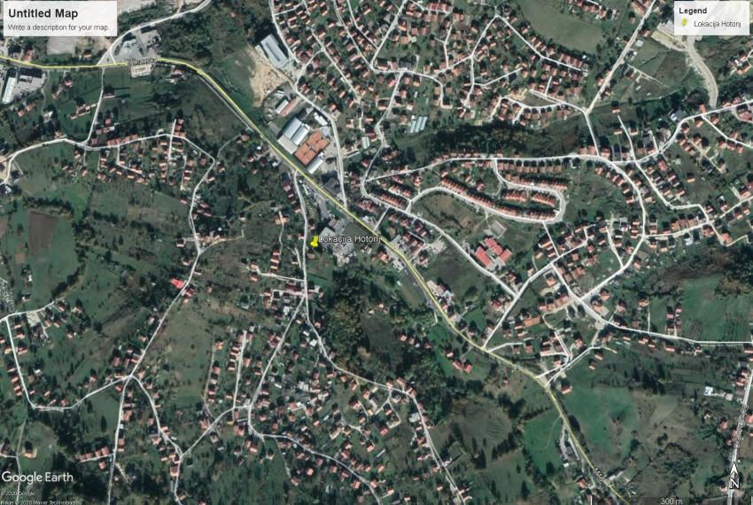 Lokacija Hotonj